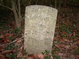 Ray Cemetery Headstone