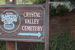 Crystal Valley Cemetery - Manitou Springs, Colorado