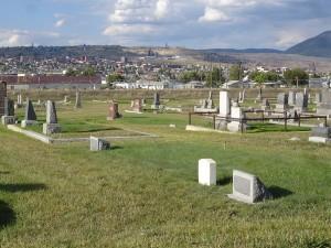 Mount Moriah Cemetery - Butte, Montana