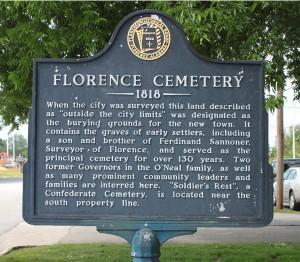 Florence Cemetery - Florence Alabama