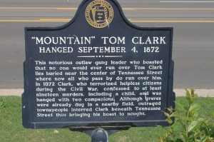 Florence Cemetery Mountain Tom Clark