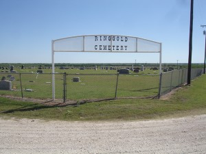 Ringgold Cemetery, Ringgold Texas