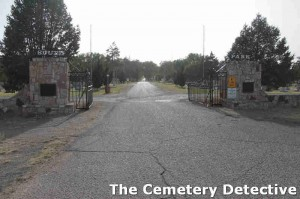South Park Cemetery Roswell New Mexico
