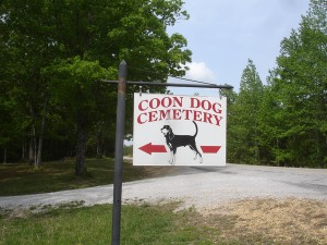 Key Underwood Coon Dog Cemetery
