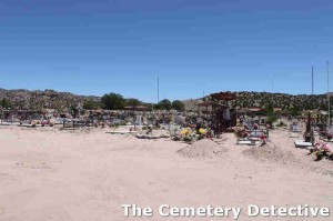 Our Lady of Guadalupe Cemetery Overview