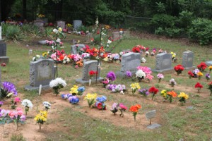 Corley Cemetery - Graves