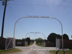 Nacona Cemetery, Nacona, Texas