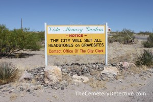 Vista Memory Gardens Cemetery - Truth or Consequences New Mexico