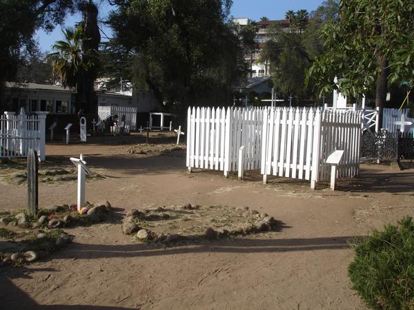 El Campo Santo Cemetery - Old Towne San Diego