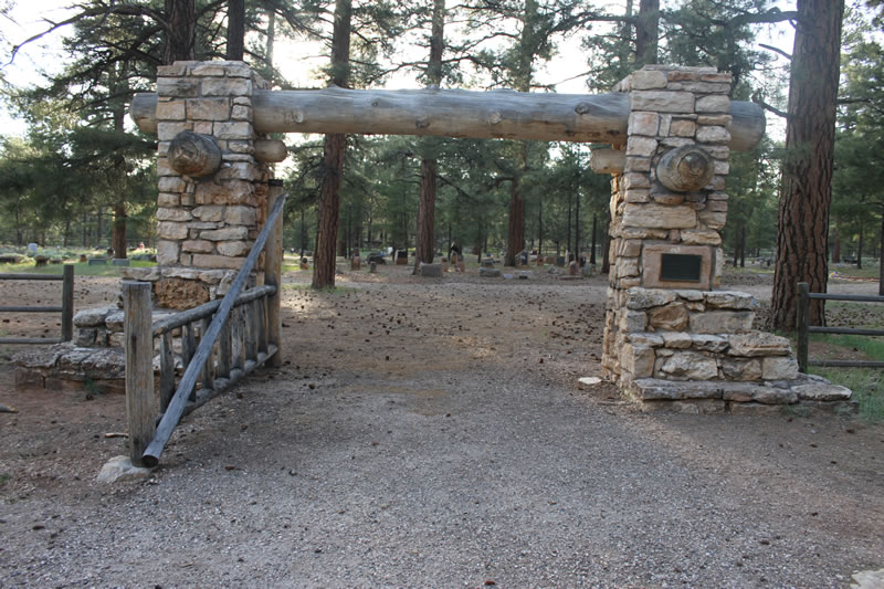 Grand Canyon Pioneer Cemetery