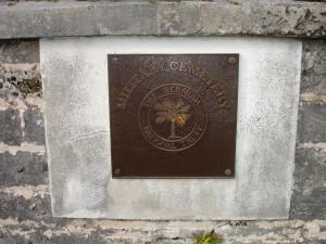 Dawes Bay Cemetery - Bermuda