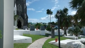St. Pauls Cemetery - Bermuda