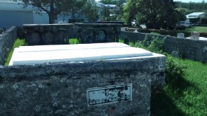 Bermuda Cemetery