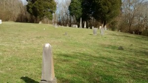 Cemetery Near the Holston and French Broad