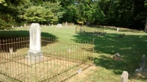 State Line Cemetery Picture