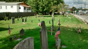 Revolutionary War Gravestones