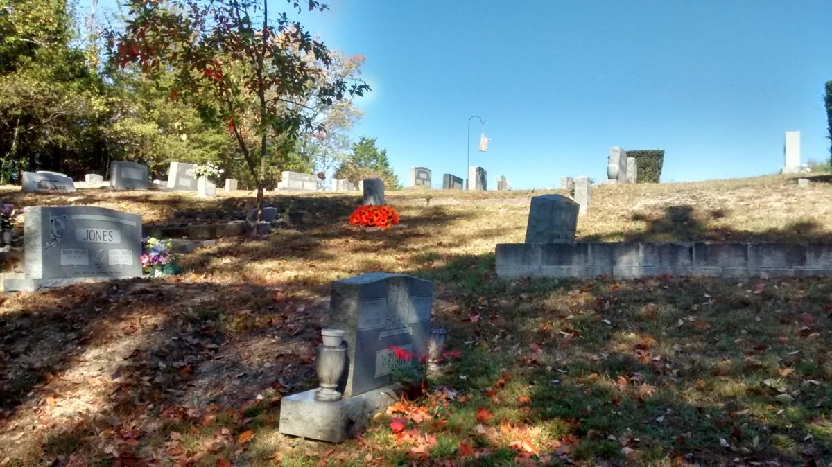 Grand Center Baptist Church Cemetery – Chickamauga, Georgia