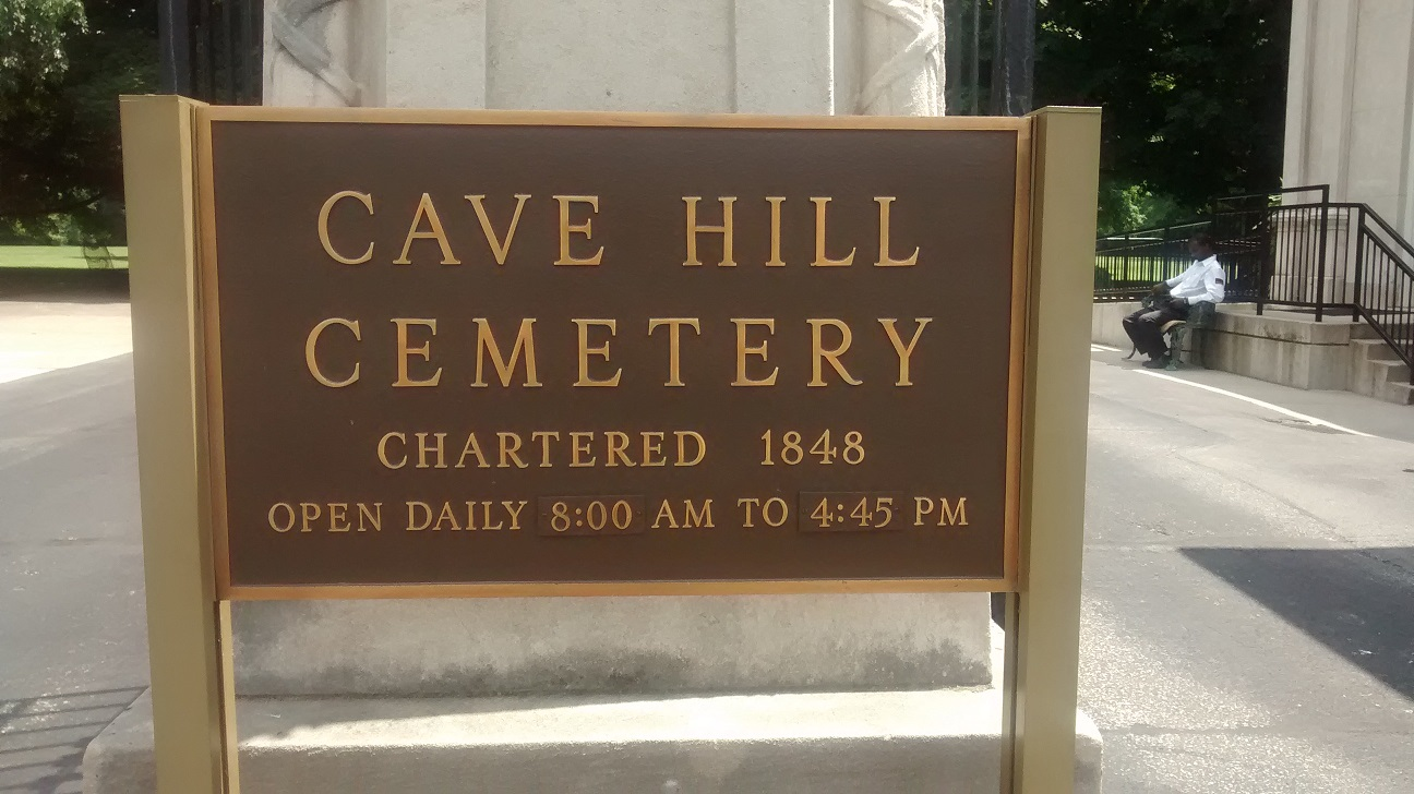 Cave Hill Cemetery - Louisville, Kentucky