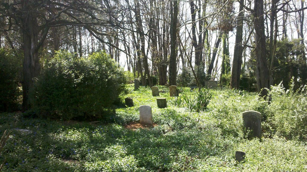 Stanton Cemetery, Abingdon Virginia