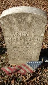 McDonough - Fryar Cemetery