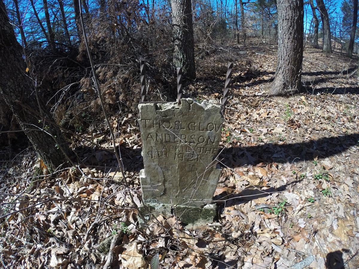 Tall Hill Cemetery - Hixson, Tennessee