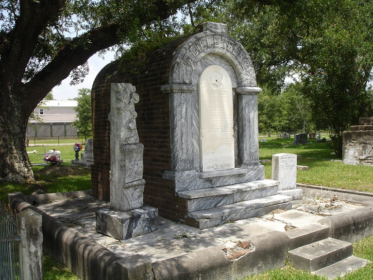 St. Paul Cemetery Grave Crypt