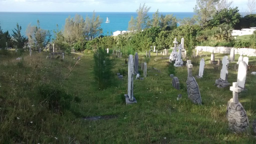 Sailing and Cemeteries
